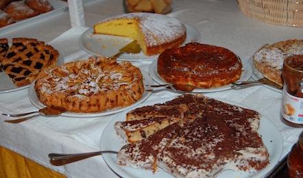Servizi Hotel: colazione