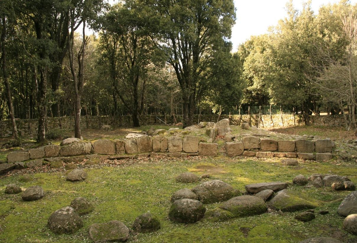 Parco del Bosco Selene e parco archeologico