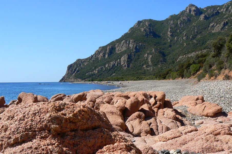 Coccorrocci beach