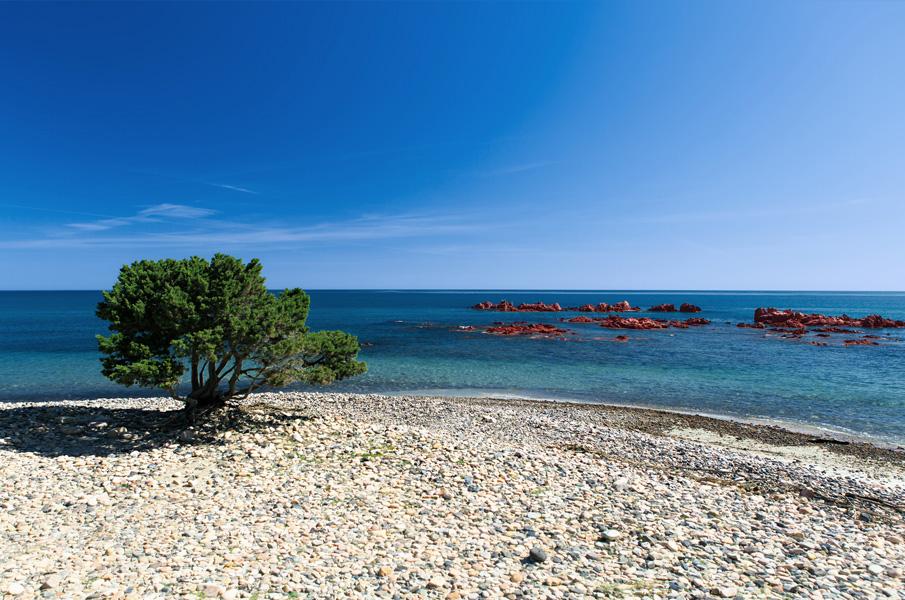 La Spiaggetta beach