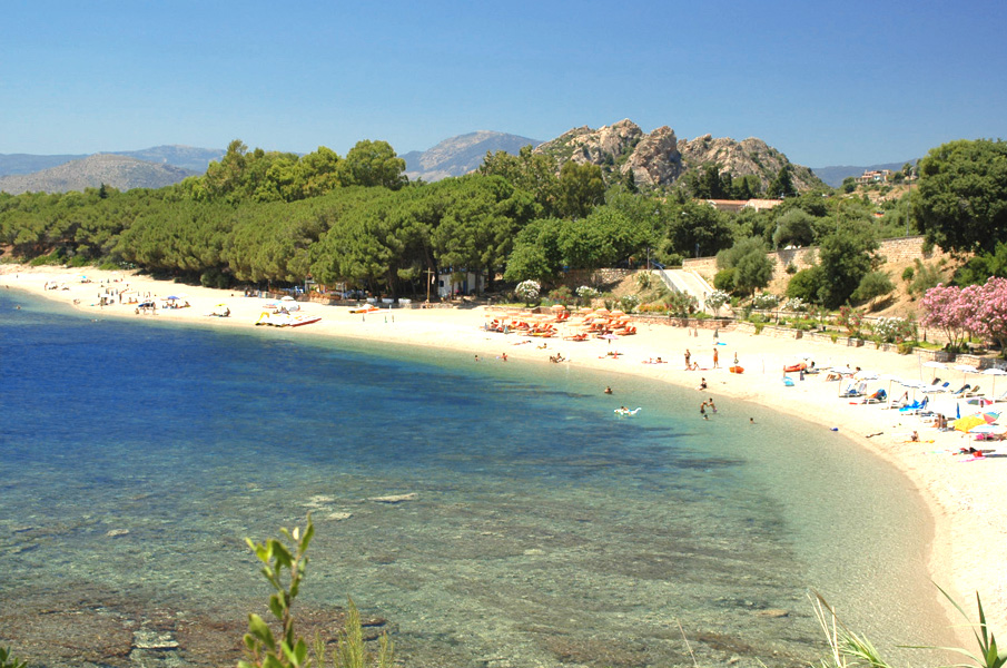 Santa Maria Navarrese beach