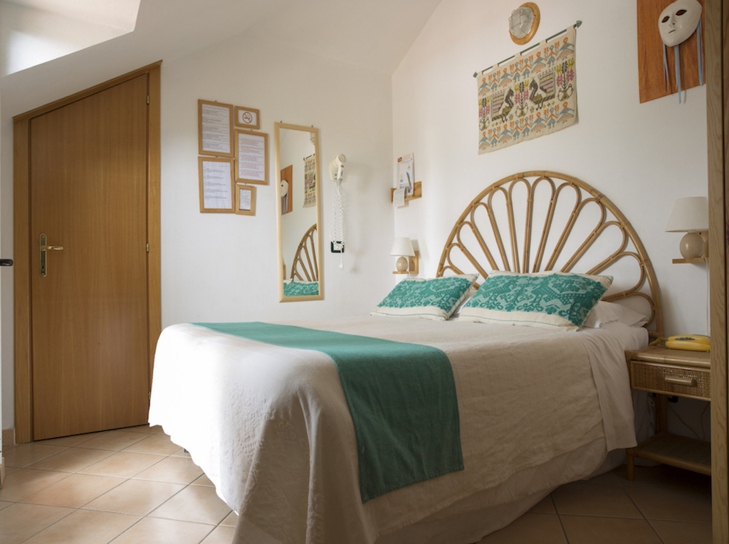 Hotel room: Mini-Mansard