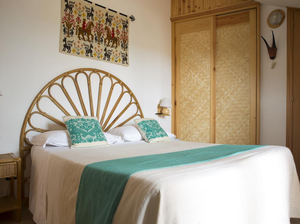 Hotel room: Mansard